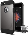Spigen Tough Armor Gunmetal (iPhone 5/5s/SE)