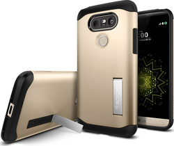 Spigen Rugged Armor Gold (LG G5)