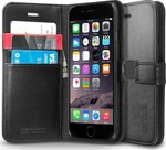 Spigen Wallet S Black (iPhone 6/6s)