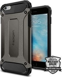 Spigen Tough Armor Tech Gunmetal (iPhone 6/6s Plus)