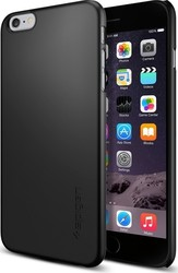 Spigen Thin Fit Smooth Black (iPhone 6/6s Plus)