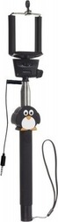MyDoodles Wired Selfie Stick – Penguin