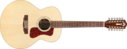 Guild F-1512 Jumbo Westerly Natural