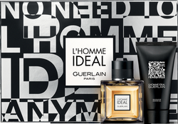 Guerlain L´Homme Ideal Eau de Toilette 50ml & Shower Gel 75ml