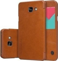 Nillkin Qin S-View Case Brown (Galaxy A5 2016)