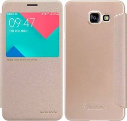 Nillkin Book S-View Sparkle Gold (Galaxy A5 2016 )