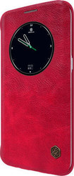 Nillkin Qin S-View Case Red (Galaxy S7 Edge)
