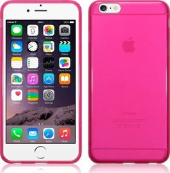 Terrapin Silicone Back Cover Pink (iPhone 6/6s)