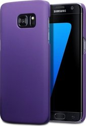 Terrapin Hybrid Rubberised Purple (Galaxy S7 Edge)