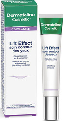 Dermatoline Cosmetic Anti-Age Lift Effect Soin Contour des Yeux 15ml