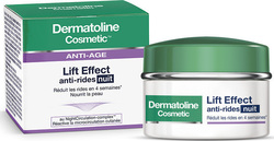 Dermatoline Cosmetic Anti-Age Lift Effect Nuit 50ml