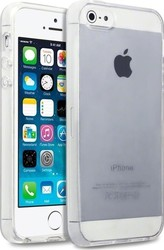 Terrapin TPU Gel για Apple iPhone 5/5S Transparent