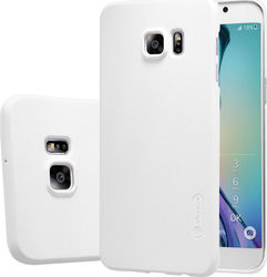 Nillkin Super Frosted Shield White (Galaxy S6 Edge)