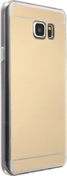 iSelf Hard Back Cover Mirror Iphone 5 Gold