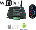 Dio LED Wi-Fi Controller 12A - WIFIVO1