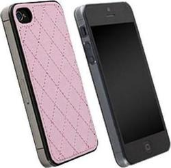 Krusell Back Cover Undercover Avenyn Pink (iPhone 5/5s/SE)