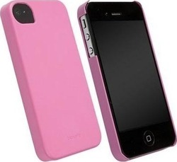 Krusell Back Cover Faceplate Biocover Pink (iPhone 5/5s/SE)