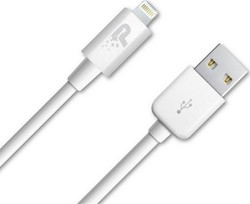Patriot USB to Lightning Cable Λευκό 2m (PCALCF6FTWH)