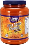 Now Foods Fit & Tone Protein 816gr Mocha