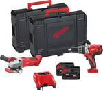 Milwaukee M28 PACK H-502X