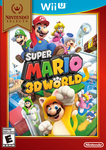 Super Mario 3D World (Selects) Wii U