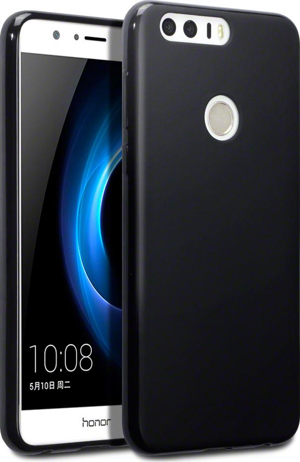 promo code 1ebe4 5ee60 Terrapin TPU Gel Case για Huawei Honor 8 Black