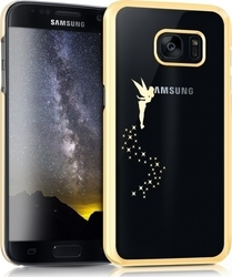 KW Fairy Crystal Glitter Gold (Galaxy S7)