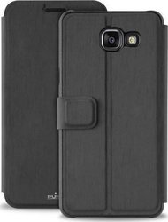 Puro Book Eco-Leather Cover Black (Galaxy A3 2016)
