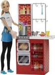 Mattel Barbie Spaghetti Chef Doll & Playset