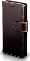 Terrapin Leather Wallet Brown (Xperia X)