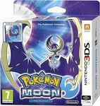 Pokemon Moon (Steelbook Edition) 3DS