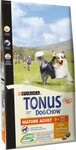 Tonus Chow Muture Adult 5+ Chicken 2.5kg