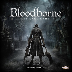 Cool Mini Or Not Bloodborne: The Card Game