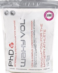 PhD Nutrition Waxy Vol 2000gr Berry Blast