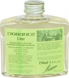 Durance Hair & Body Wash L'Ome Vetiver Extract 250ml