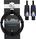 Alpha Audio Cable Speakon male - Speakon male 6m (190.905)