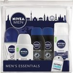 Nivea Men's Essentials Travel Set