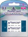 Powertech Super Alkaline C (2τμχ)