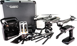 Yuneec Q500 4K Typhoon Set Quadcopter with Trolley YUNQ4KTEU