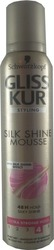 Schwarzkopf Gliss Kur Mousse Silk Shine 200ml