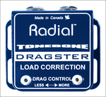 Radial Dragster Load Correction