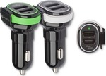 4Smarts Multiport Dual USB & Micro USB Car Charger 4SP8480