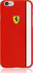 Ferrari Hard Case Red/White (iPhone 6/6s Plus)