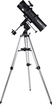 Bresser Telescope Spica 130/650 EQ3 - Parabolic Reflector with Smartphone Camera Adapter