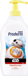 Proderm Kids Star Wars Αφρόλουτρο 400ml