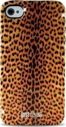 Just Cavalli Leopard Orange (Apple iPhone 5S)