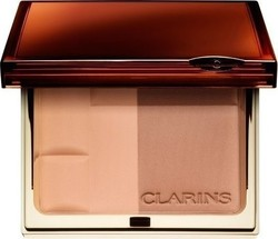 Clarins Bronzing Duo Powder Compact SPF15 01 Light 10gr