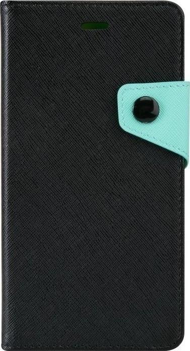 21e0910989 Προσθήκη στα αγαπημένα menu OEM Ultra Slim 0.3mm Book Case Wallet Δερματίνη  Ik738 Μαύρη (Apple iPhone 6 Plus