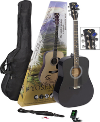 Soundsation Yosemite GP BK Black