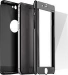 OEM Faceplate Full Body 360° Μαύρο (iPhone 6/6s)